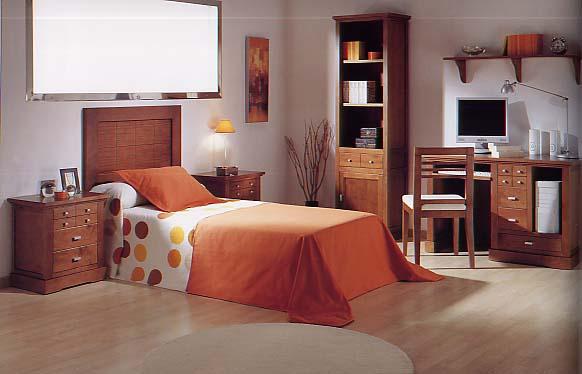 Nela mobiliario de selecci n en villanueva de algaidas - Dormitorios clasicos juveniles ...